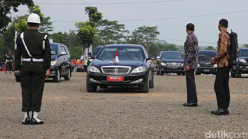 Cerita Eks Seskab Soal Mobil Kepresidenan yang Dipinjam SBY