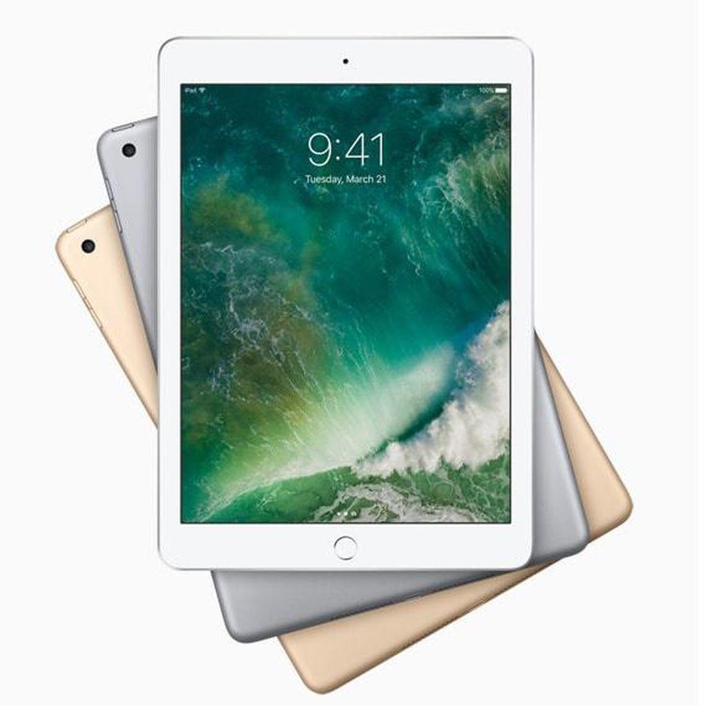 Apple Resmi Luncurkan iPad 9,7 Anyar, Harganya?