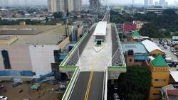 Rute Ciledug-Tendean Rampung, TransJakarta Tunggu Serah Terima Pemprov DKI