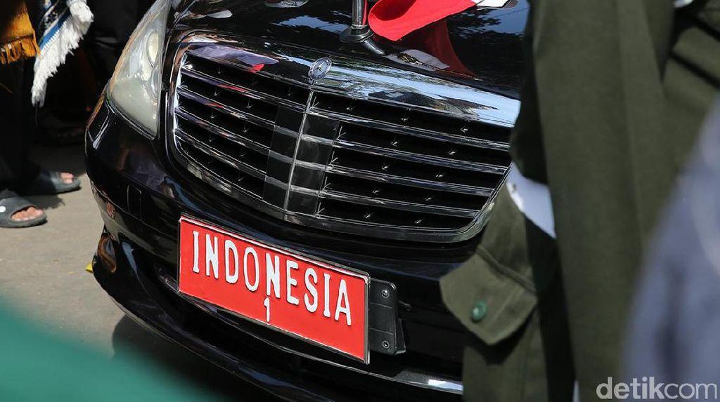 Spesifikasi Mobil Kepresidenan Ditentukan oleh Paspampres