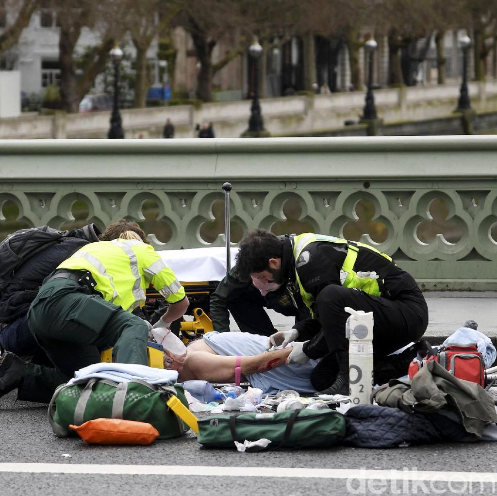 Indonesia Kutuk Serangan Teror di London