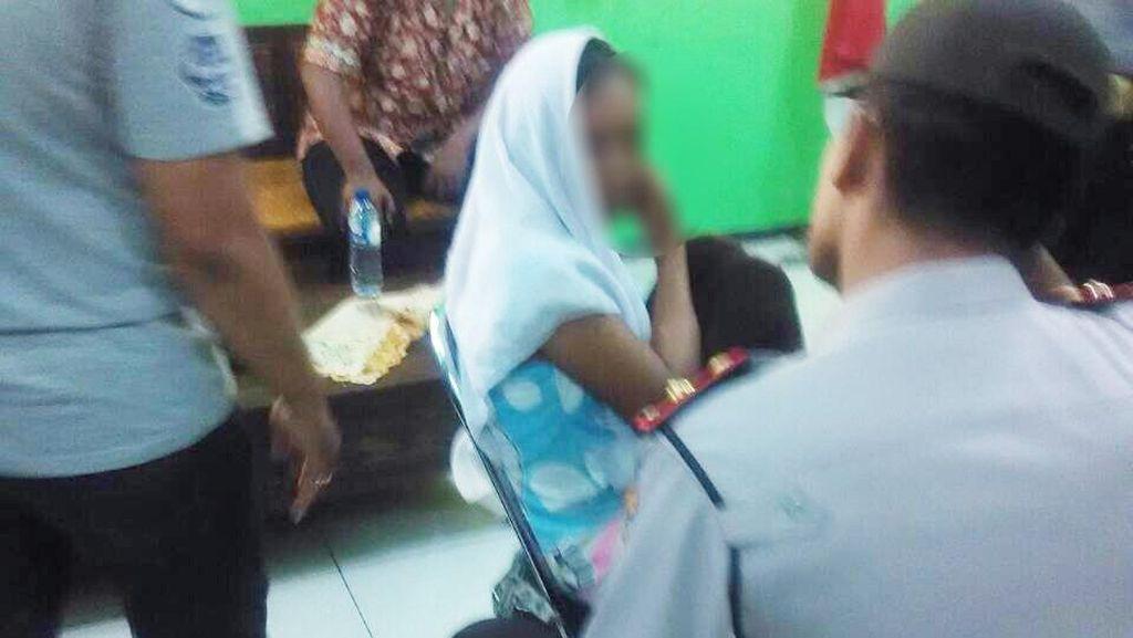 Ini Ulah Wanita yang Diduga Penculik Anak di SDN Mojo I Surabaya