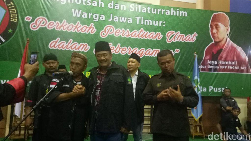 Didukung Arek Jatim, Djarot: Kita Harus Ciptakan Jakarta yang Sejuk