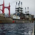 Ada Kapal Genset Raksasa, Ongkos Produksi Listrik Lebih Murah
