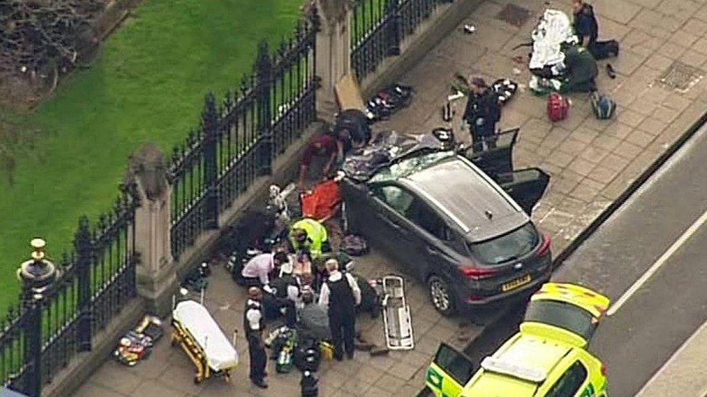 Serangan Teror London: Lima Tewas dan Beberapa Luka Berat