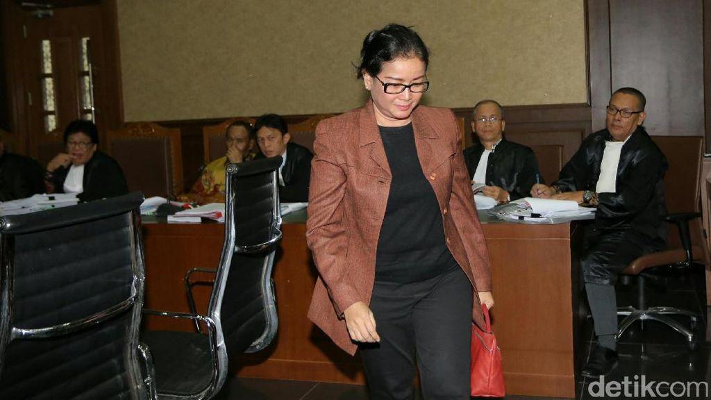 Miryam Mengaku Ditekan, KPK Akan Tunjukkan Video Pemeriksaan