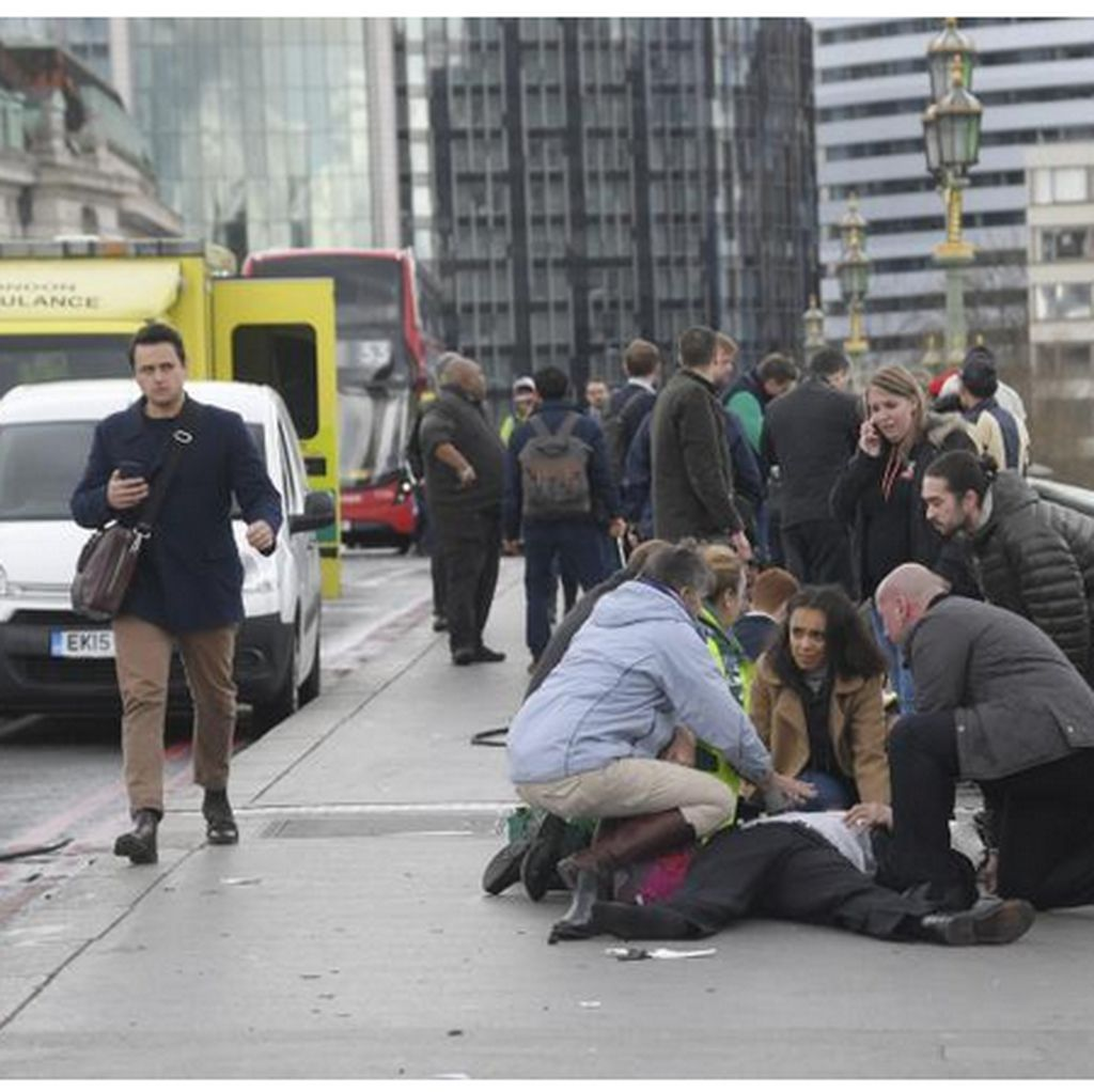 Pelaku Teror London Kelahiran Inggris, Pernah Diselidiki Intelijen