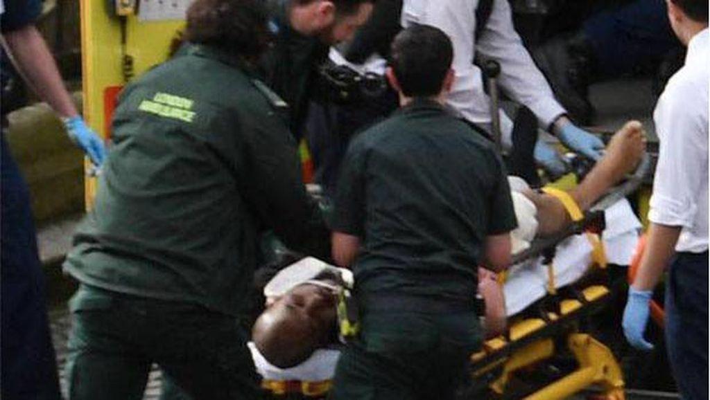 Berkepala Plontos dan Berjenggot, Ini Foto Pelaku Teror di London