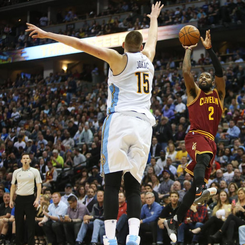 Cavs Ditundukkan Nuggets