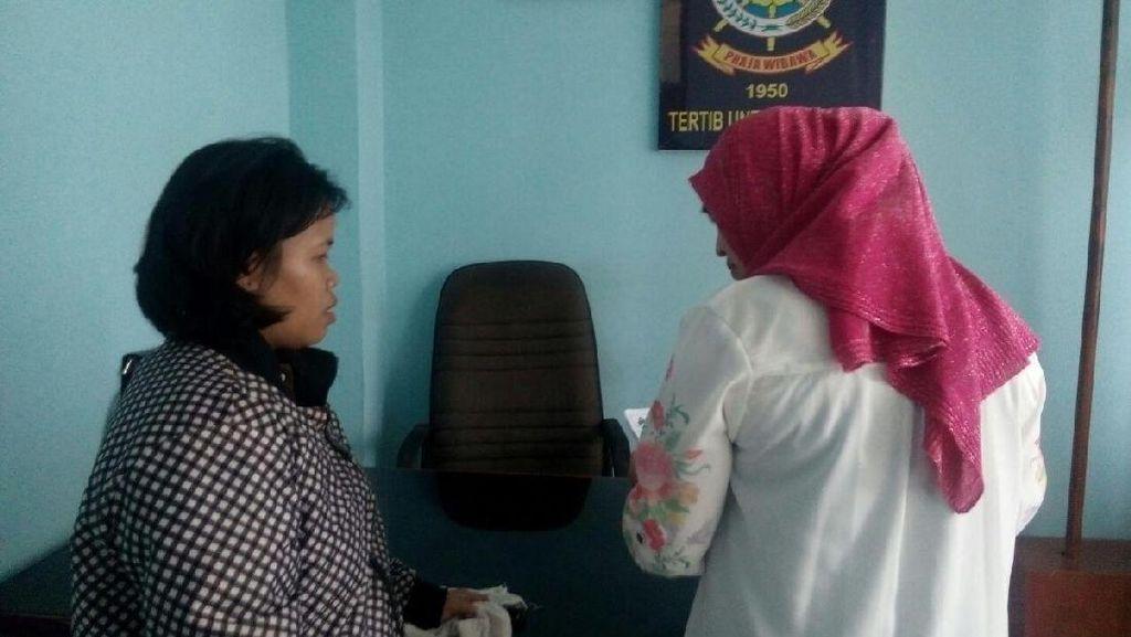 Diduga Penculik Anak, Wanita Ngawur Diamankan Warga Tangerang