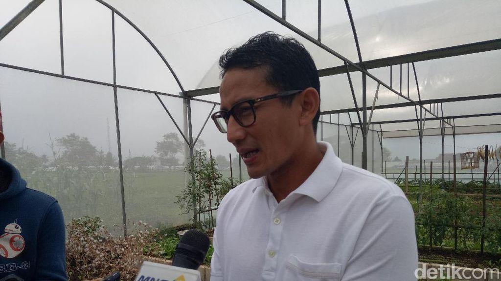 Sandiaga Bentuk Satgas Anti-Hoax untuk Tangkal Kampanye Hitam