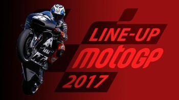 Ini Dia Para Rider MotoGP 2017