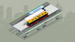 Siap-siap, Mulai Juni Ciledug-Tendean Tersambung Busway Layang