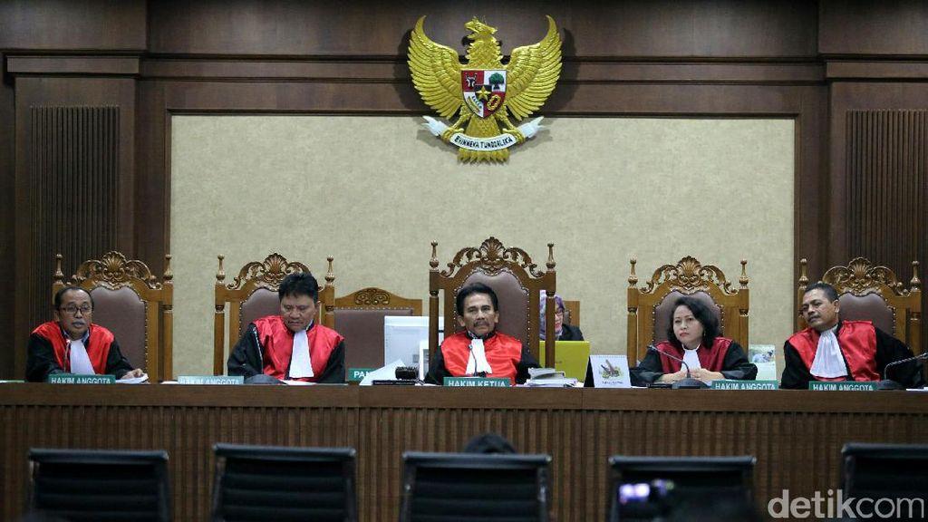 Agus Marto dan Ganjar Pranowo Bakal Jadi Saksi Sidang e-KTP Besok