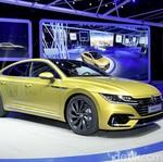 VW Arteon, Mobil Tanpa Cela