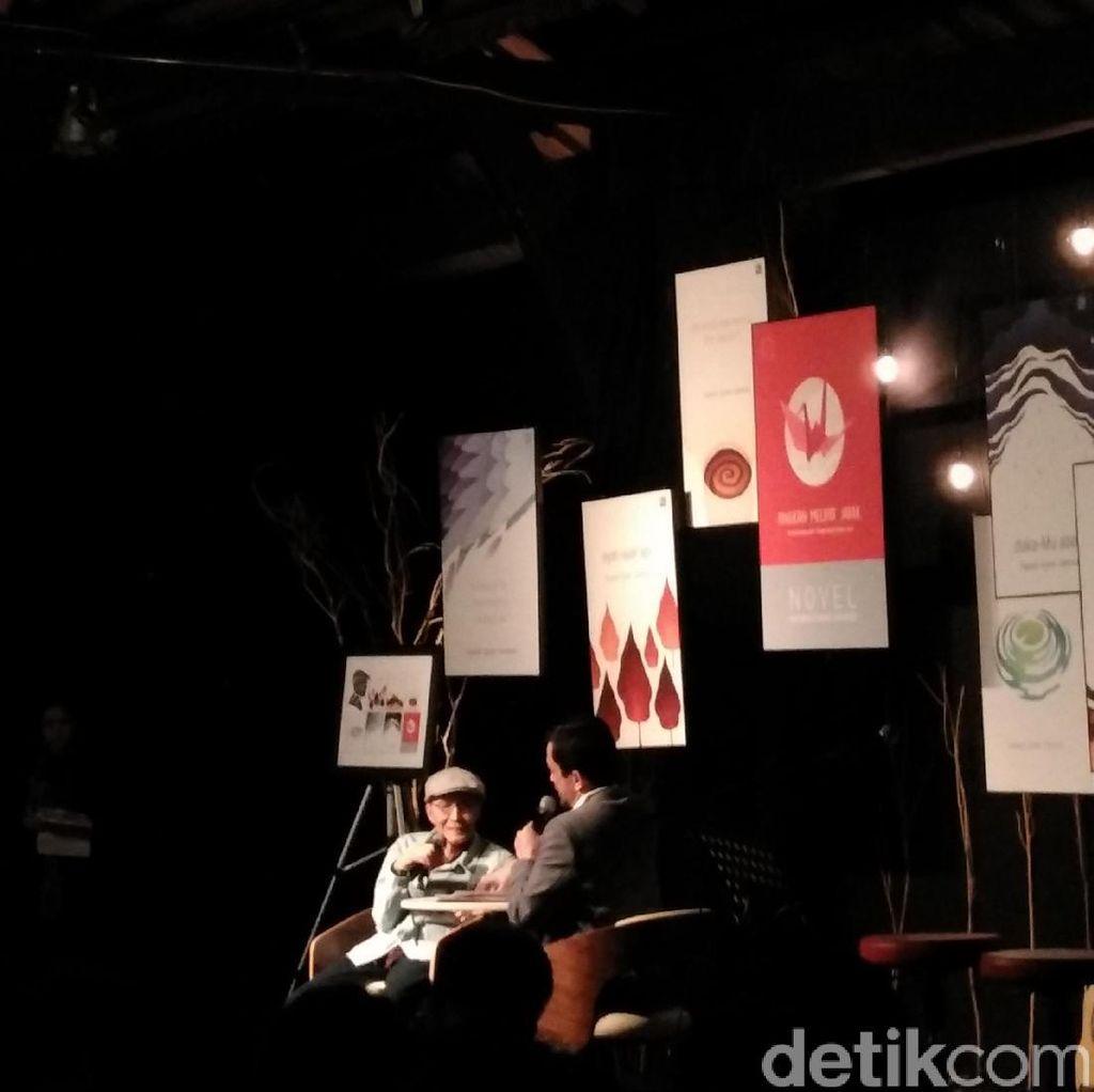 Merayakan 77 Tahun Sapardi Djoko Damono