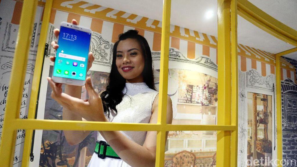 Oppo F3 Plus Dilepas Serentak di 26 Kota