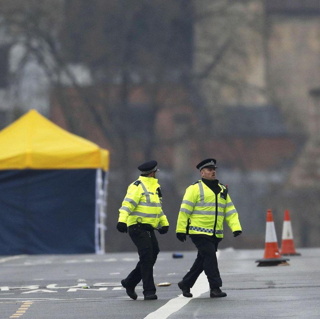 Teror di London, Serangan dengan Mobil Marak karena Sulit Dicegah