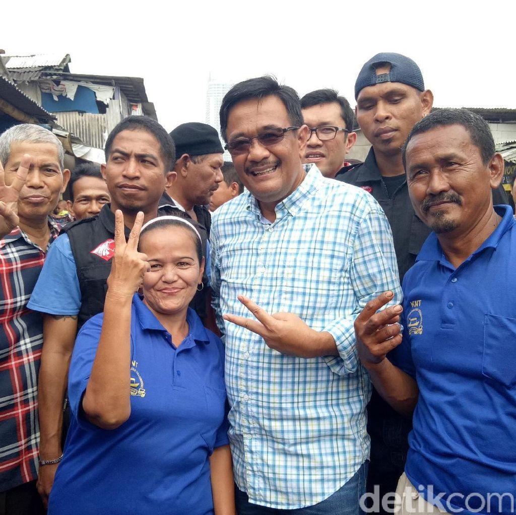 Ahok Masuk Bursa Capres 2019, Djarot: Pilgub DKI Aja Setengah Mati