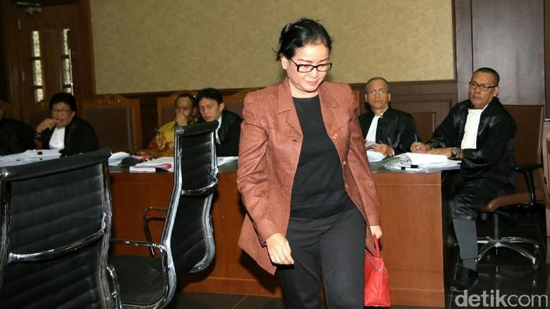 Jaksa KPK Tanya Miryam soal Pertemuan di Kantor Pengacara