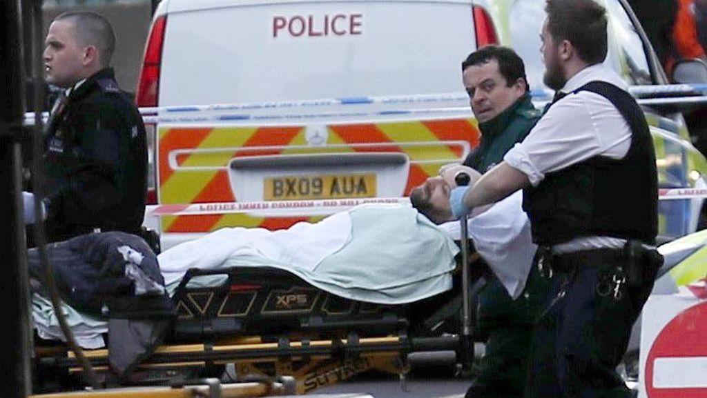 Korban Luka Serangan Teror London Berasal dari 11 Negara