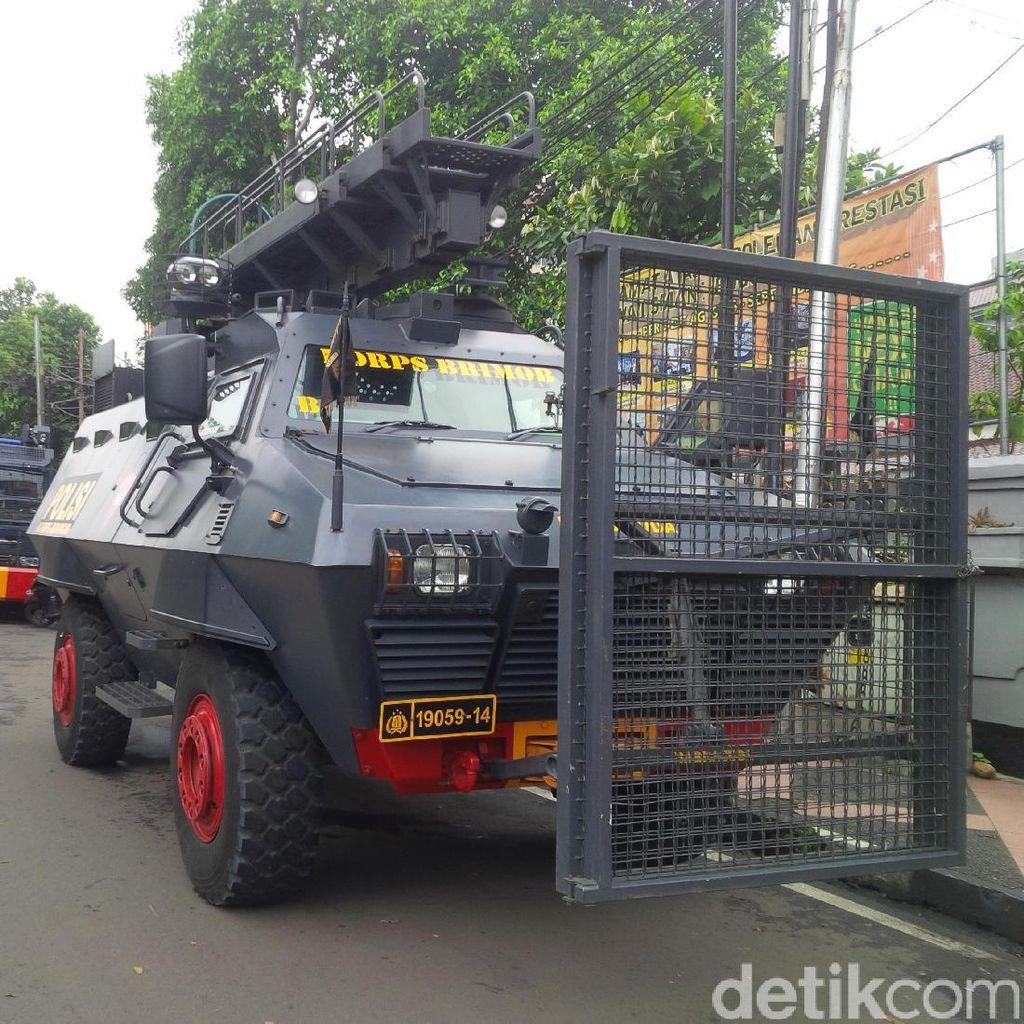 Cegah Bentrok Angkot Vs Ojek Online di Bogor, Ribuan Polisi Siaga