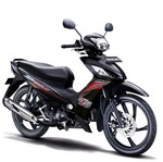 Suzuki Targetkan Jual Motor Bebek 30.000 Unit