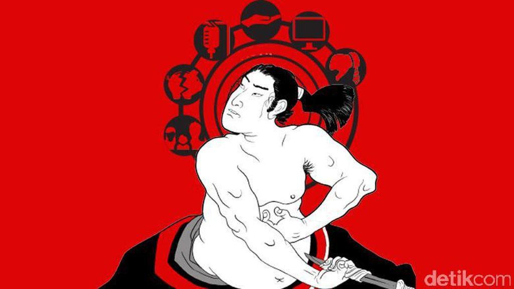 Bunuh Diri di Jepang, Dari Harakiri hingga Kamikaze