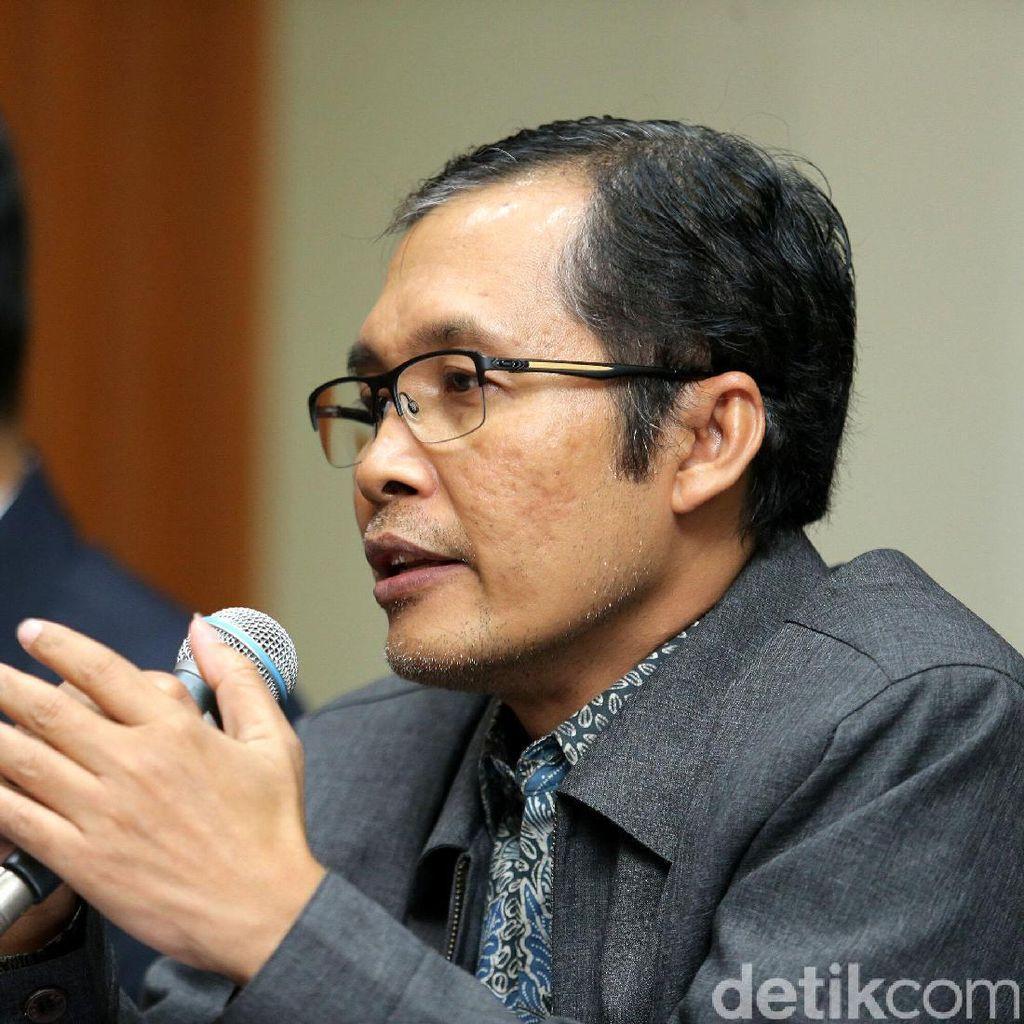 Pimpinan ke DPR: Maraknya OTT Bukan Prestasi buat KPK