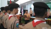 Pramuka Jawa Timur akan Sulap Kampung Kumuh Jadi Warna Warni