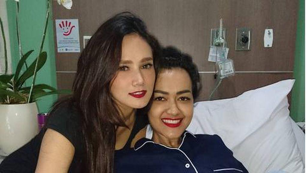 Jenguk Julia Perez, Mulan Jameela Dinyinyiri Netizen