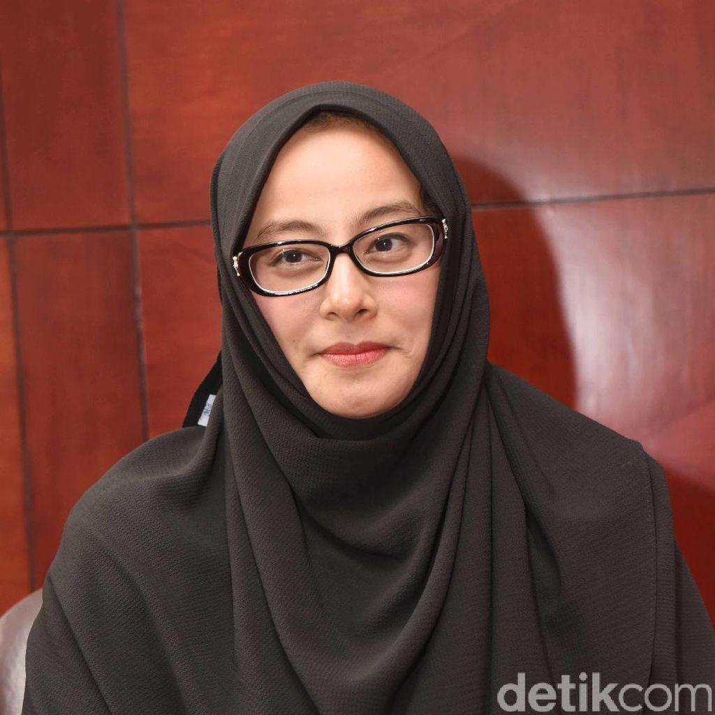 Putri Aisyah Aminah Tak Pernah Batasi Komunikasi Anak dengan Al Habsyi