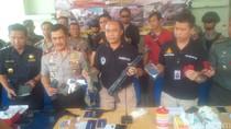 Tembak Mati Bandar Narkoba di Medan, Polisi Sita Motor Harley