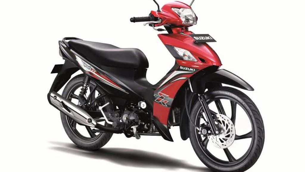 Suzuki: Motor Bebek Seperti Smash Laris di Daerah