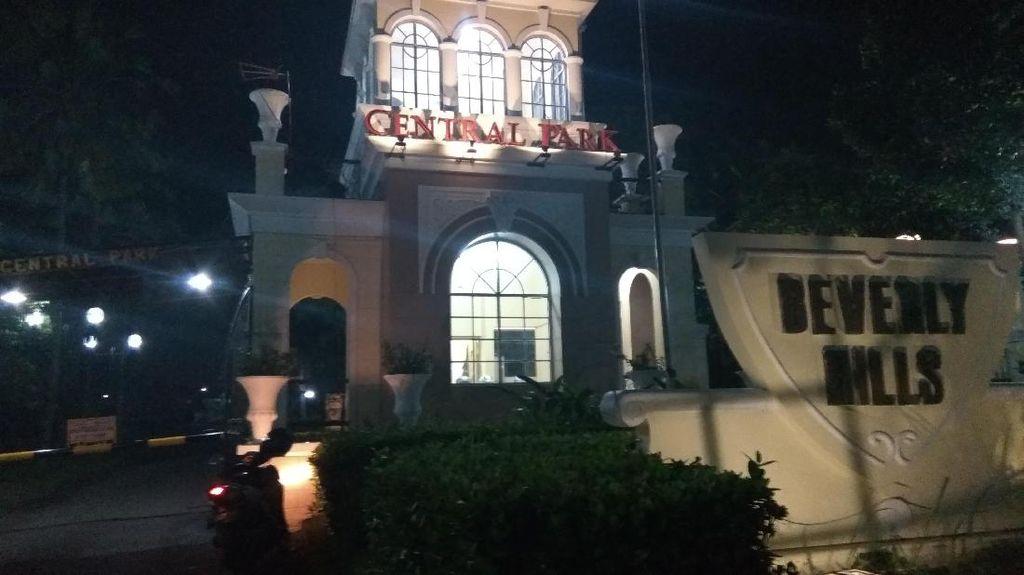 Andi Narogong Dibawa ke KPK, Rumahnya di Kawasan Elite Cibubur Sepi