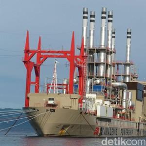 PLN Sewa Kapal Genset Raksasa dari Turki, Berapa Harga Listriknya?