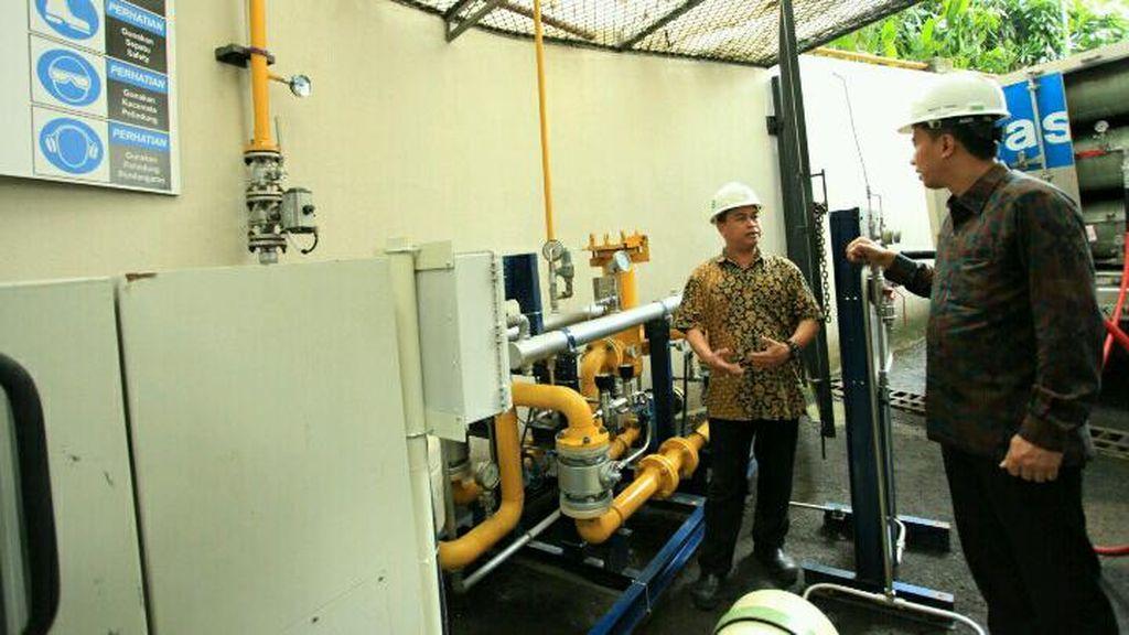Cara PGN Bangun Infrastruktur Gas Tanpa Mengandalkan APBN