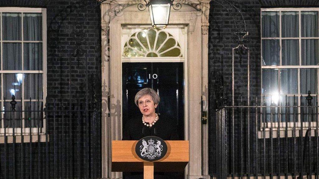 PM Inggris Kecam Serangan Teror London