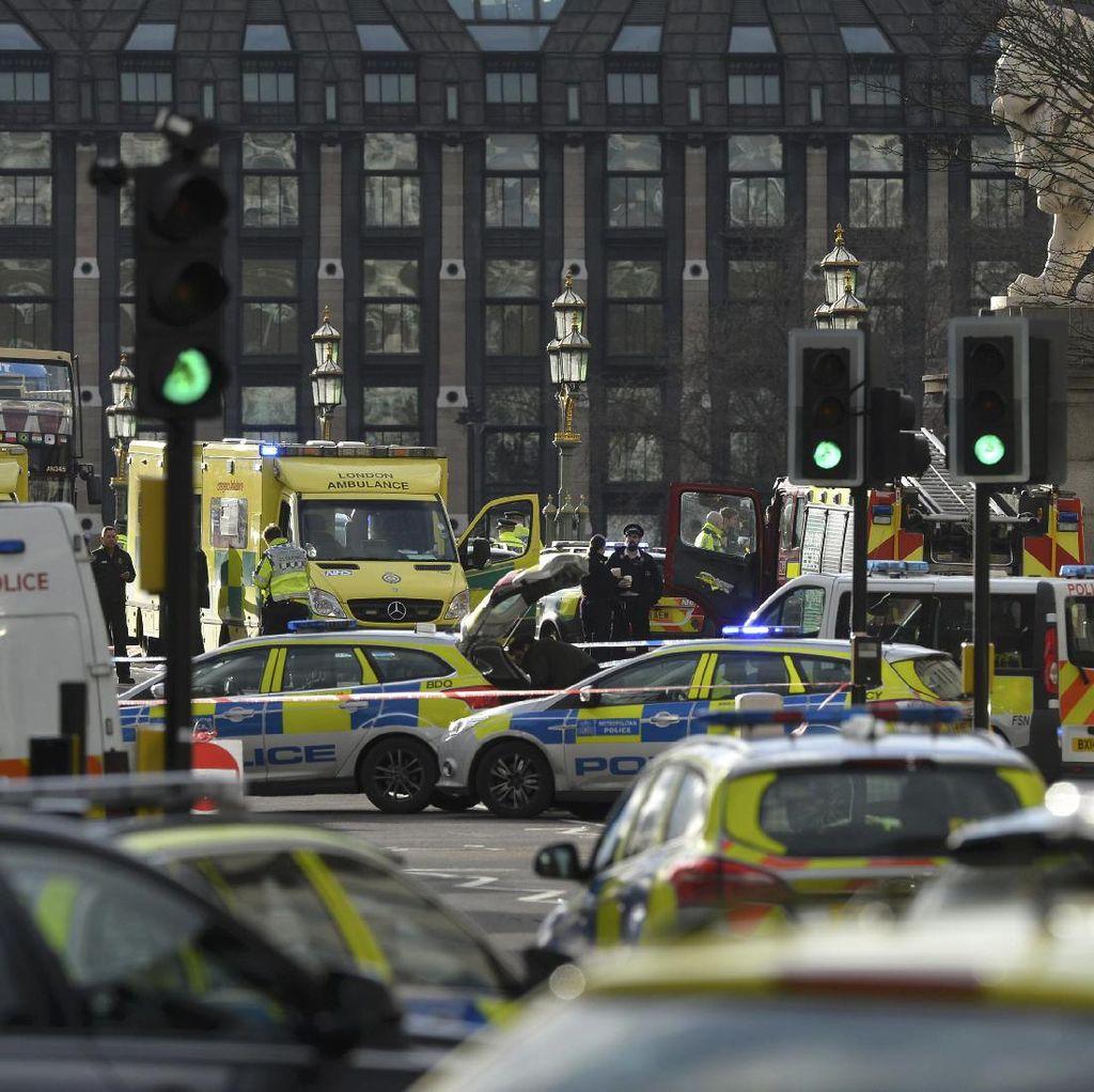 ISIS Klaim Bertanggung Jawab Atas Serangan Teror di London