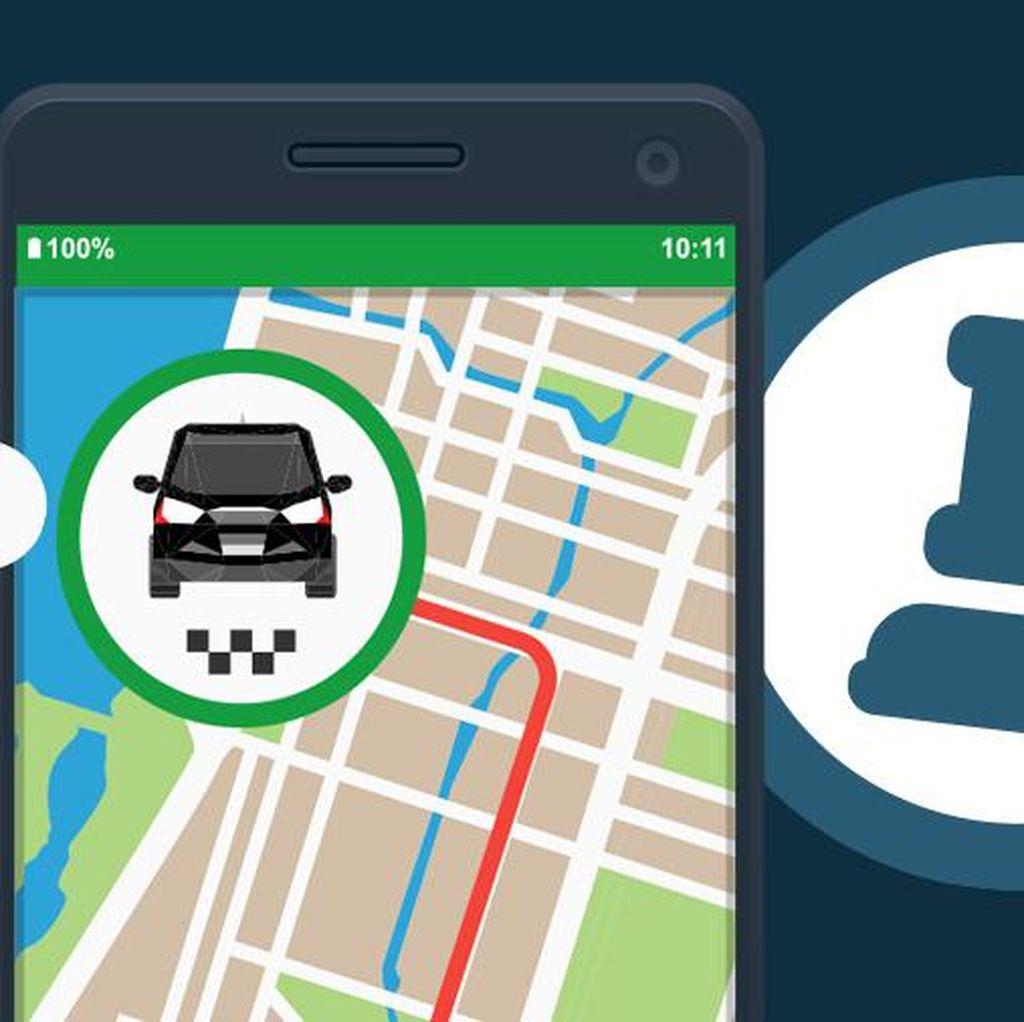 Aturan Taksi Online di Revisi PM 32/2016 Mulai Berlaku Hari ini