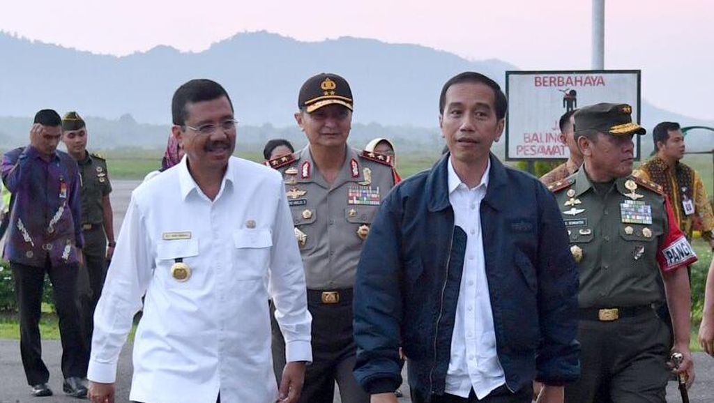 Jokowi akan Resmikan Titik Nol Kilometer Islam Nusantara di Barus