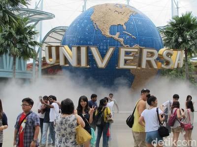 Ada Promo Tiket Spesial dari Resorts World Sentosa, Singapura