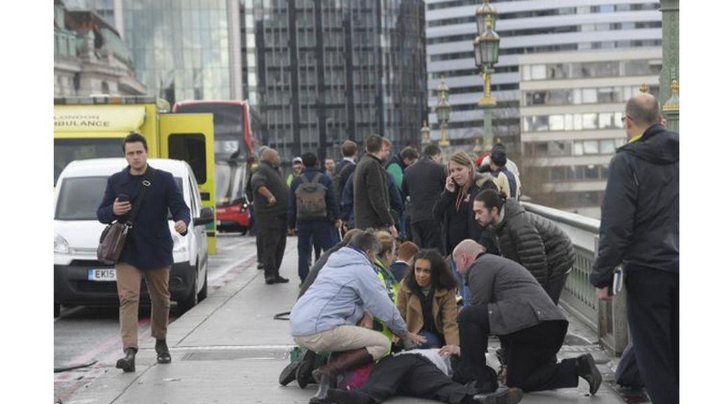 Ini Kata Pelaku Teror London pada Staf Hotel Sebelum Beraksi