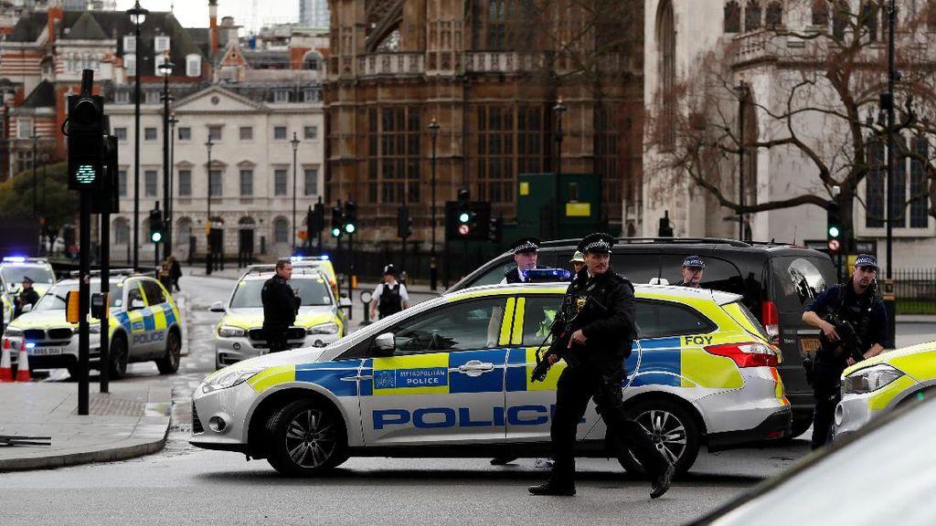 Diawali Aksi Tabrak, Begini Kronologi Serangan Teror di London