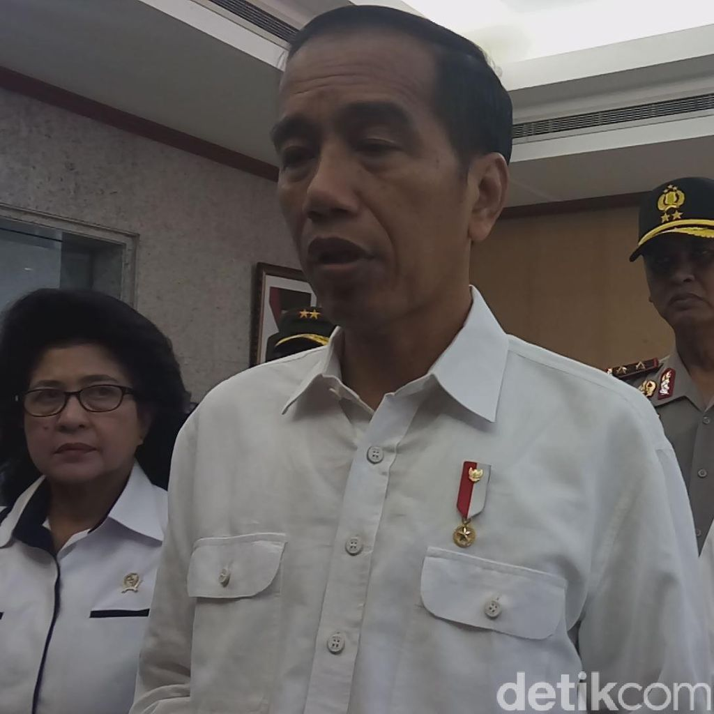 Teror di London, Jokowi Serukan Kerja Sama Perangi Terorisme