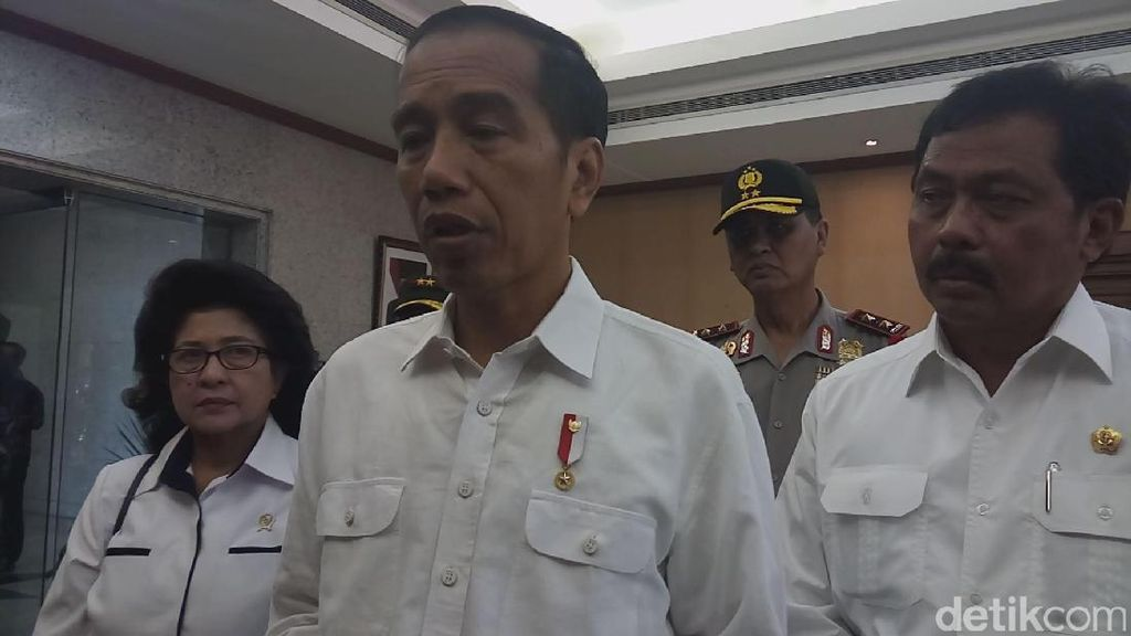 Jokowi: Indonesia Mengutuk Keras Aksi Terorisme di London