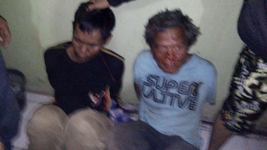 Diteriaki Penculik, 2 Pemulung di Purwakarta Babak Belur Dimassa