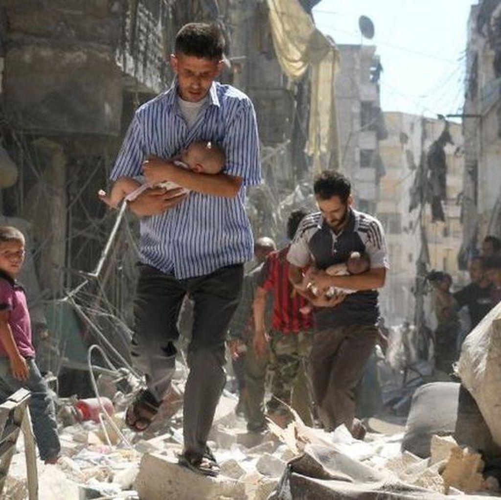 6 Hal yang Mengubah Perang Suriah