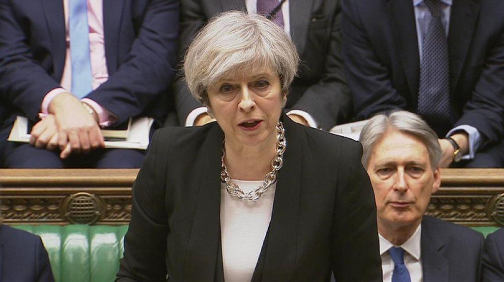 Polisi Tewas dalam Teror London, PM Inggris: Dia Sungguh Pahlawan