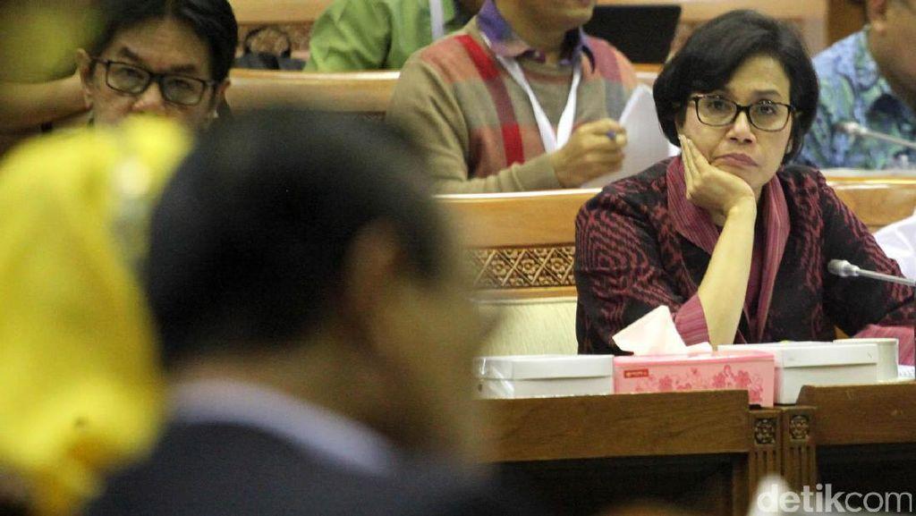 Sri Mulyani ke Anggota DPD: Belanja di RAPBN 2018 Capai Rp 2.349 T